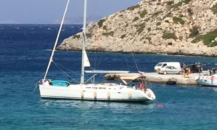 Charter a Cruising Monohull in Nea Lampsakos, Greece
