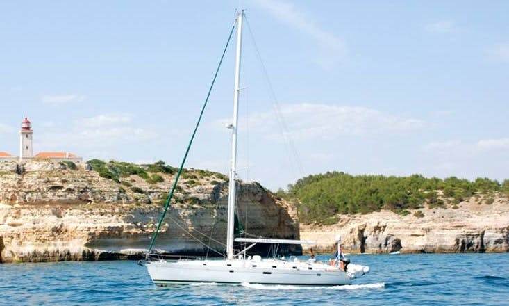 Charter 50' Cruising Monohull in Portimao, Portugal