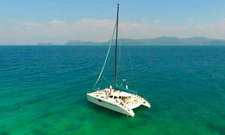 Charter Whatever Cruising Catamaran in Na Jomtien, Thailand