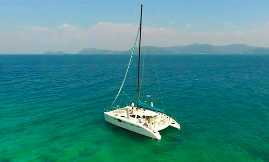 Charter Whatever Cruising Catamaran In Na Jomtien, Thailand