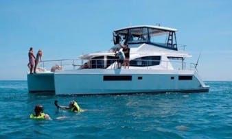 Charter Jedo Power Catamaran in Na Jomtien, Thailand