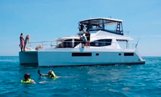 Charter Jedo Power Catamaran In Na Jomtien, Thailand