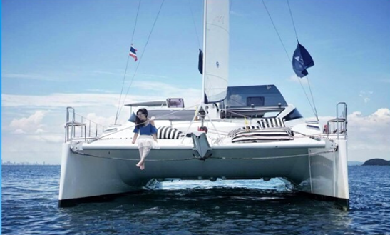 Charter A 2013 Luxurious Cruising Catamaran In Na Jomtien, Thailand