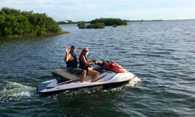 Yamaha VX Sport Jet Ski  Rental In Tampa, Florida