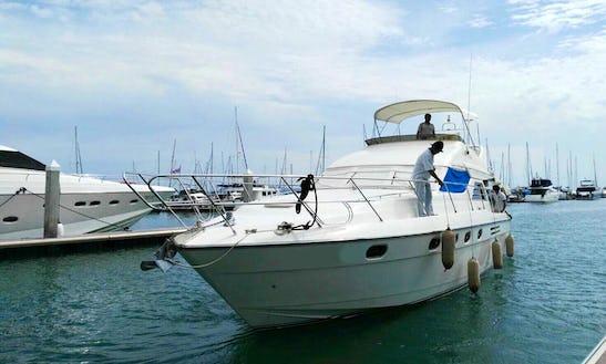 Charter Alida Motor Yacht In Na Jomtien, Thailand