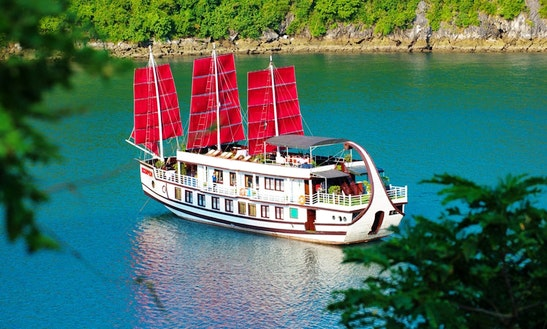 Halong Bay Sloop Rental In Hanoi