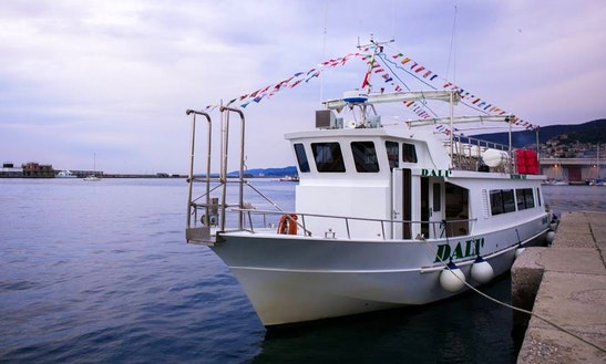 Charter Dali Motor Yacht In Porto Garibaldi, Italy