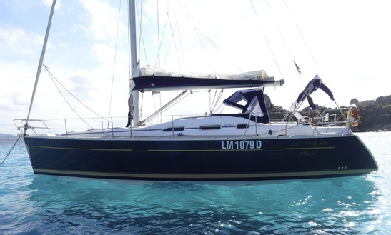 Charter 40' Clipper Cruising Monohull In Palau, Italy