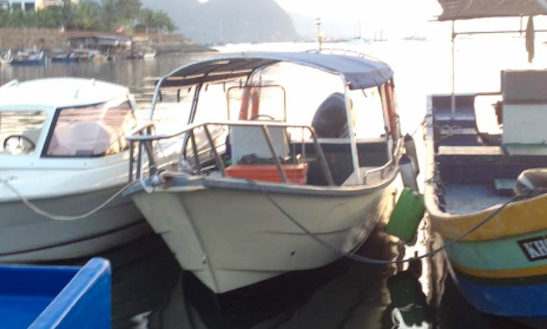 Enjoy Fishing In Langkawi, Malaysia On Center Console