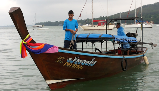 Explore Maikao And James Bond Island On Longtail Boat Charter In Chang Wat, Thailand