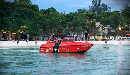 Swim, Cruise Or Island Hopping With Our 10 People Speedboat!