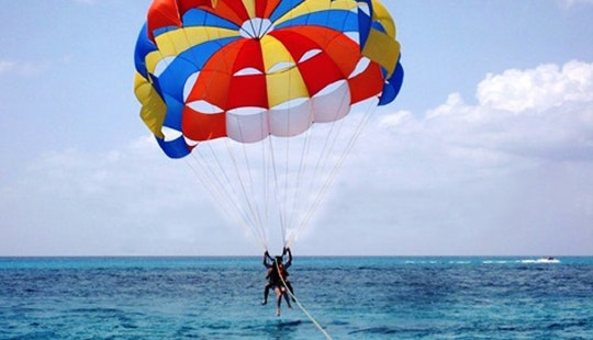 Parasailing Flights In South Sinai