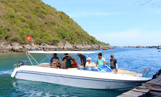 Motor Boat Charter In Thành Phố Nha Trang