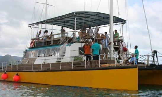 Langkawi Yacht Tour In Langkawi