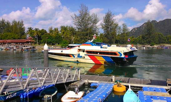 Charter This 150 People Passenger Boat In Langkawi, Malaysia