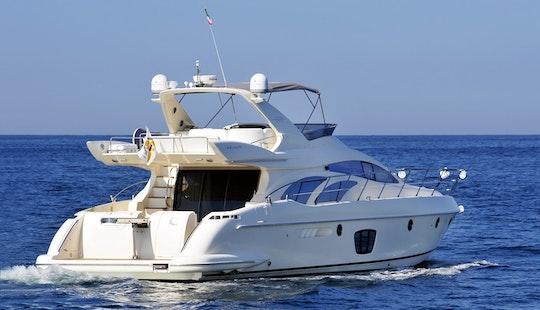 Ázimut 62 Motor Yacht In Puerto Vallarta