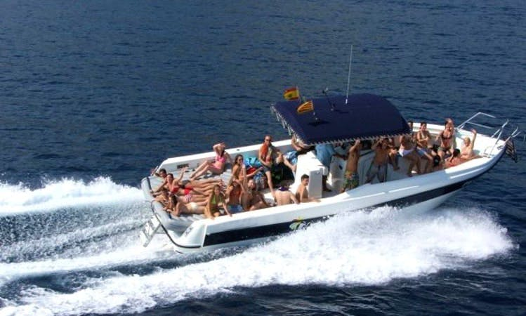 Enjoy Lloret de Mar, Spain On Partyboat Bluesail