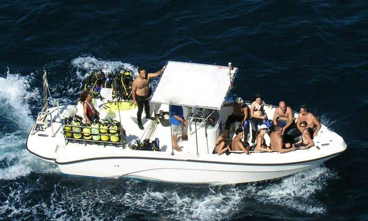 Diving Trips and Courses in L'Escala