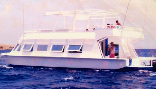 Book A Glass Bottom Boat Tour In Naama Bay, Egypt