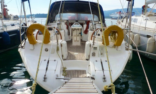 Charter 50' Ocean Star Cruising Monohull In Volos, Greece