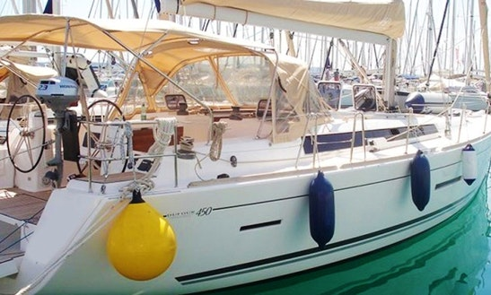 Sailing Charter 44ft