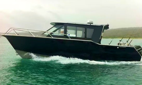 Zulu Charter Fishing Boat In Margate (600hp)