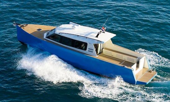 Boat Trip From Podstrana/split