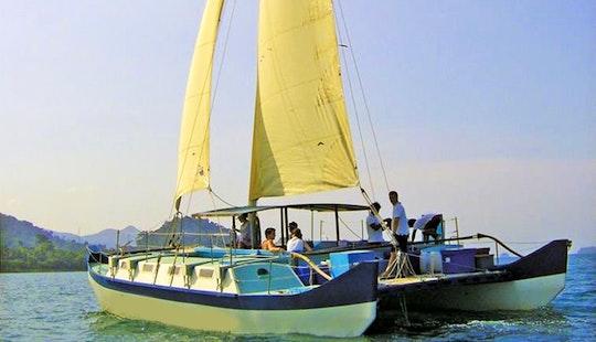 Wharram Cruising Catamaran Trips In Tambon Ko Chang