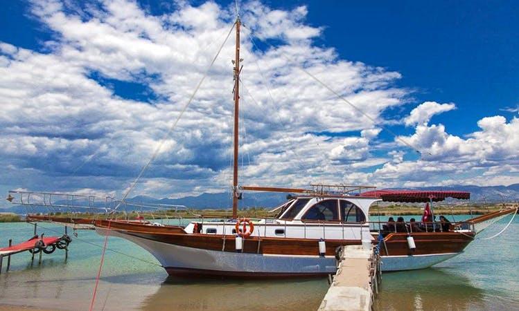 Enjoy Luxury in Turkey on a Gulet Charter in Antalya
