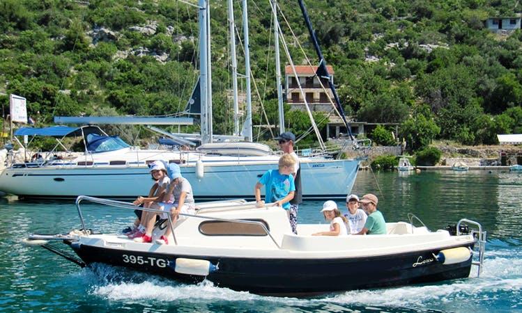 Rent 16' M-Sport-500 Cuddy Cabin in Vinisce, Croatia