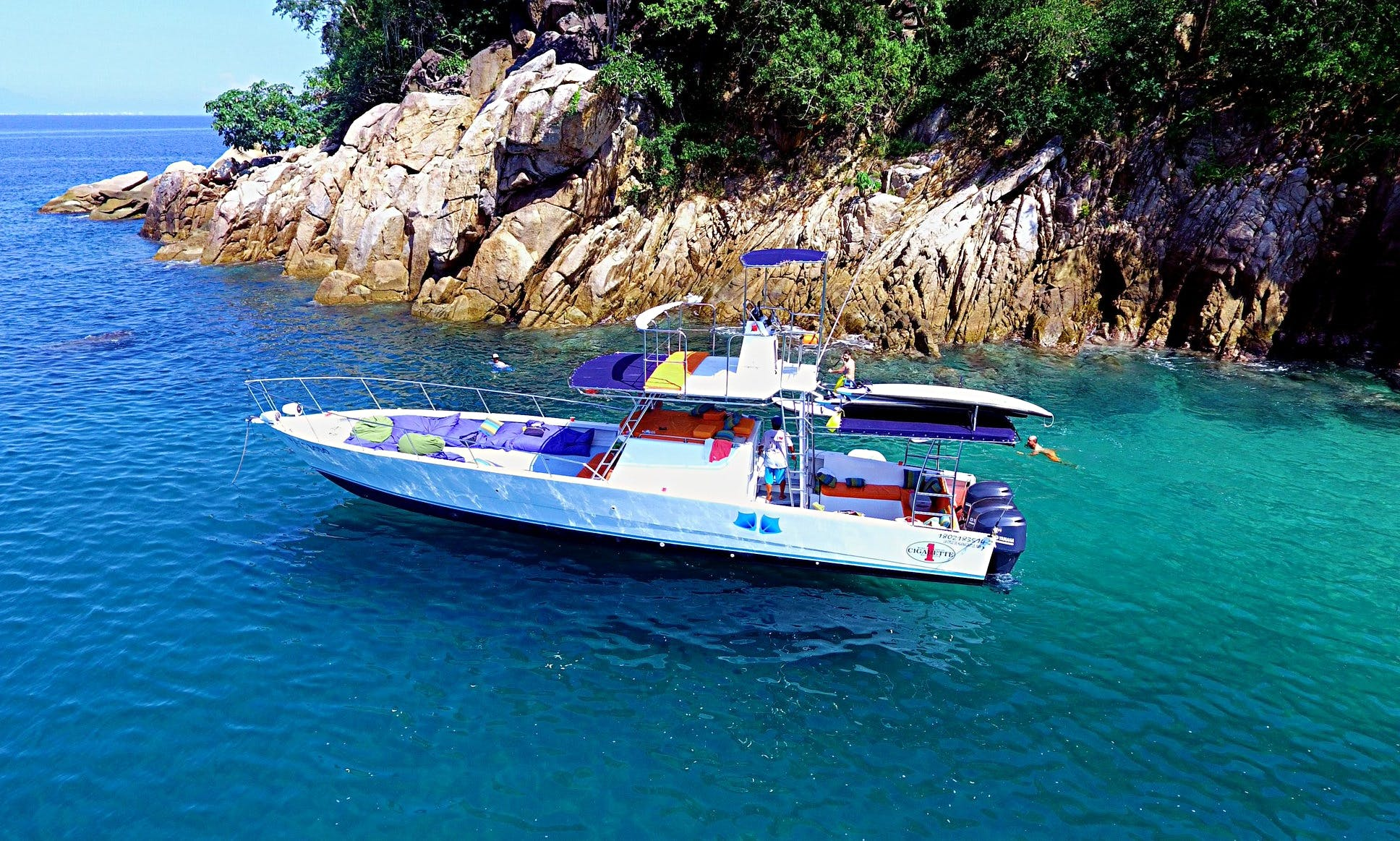 Book an Amazing Center Console Charter in Puerto Vallarta, Jalisco