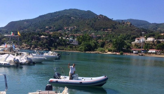 Enjoy A Full Day Water Adventure On Rigid Inflatable Boat In Cefalù, Italy