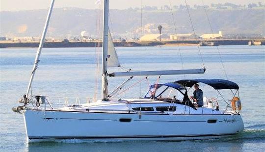 Jeanneau Sun Odyssey 39i Sailboat Rental In Gros Islet, St. Lucia