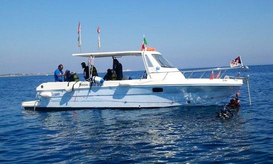Passenger Boat Rental In Favignana