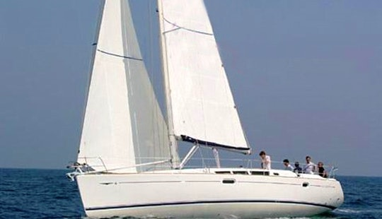 45' Sun Odyssey Cruising Monohull