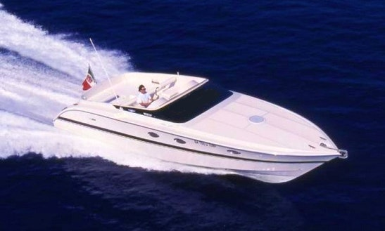 Charter 33' Tornado Powerboat In Italy