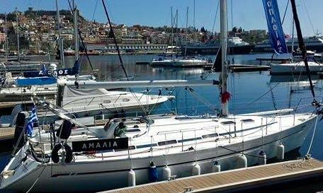 Charter 41' Bavaria Cruising Monohull in Kavala, Greece