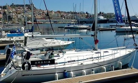 Charter 41' Bavaria Cruising Monohull In Kavala, Greece