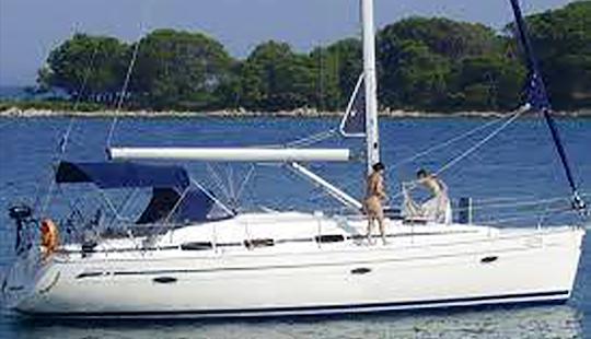Charter 39' Bavaria Cruiser Cruising Monohull In Kavala, Greece