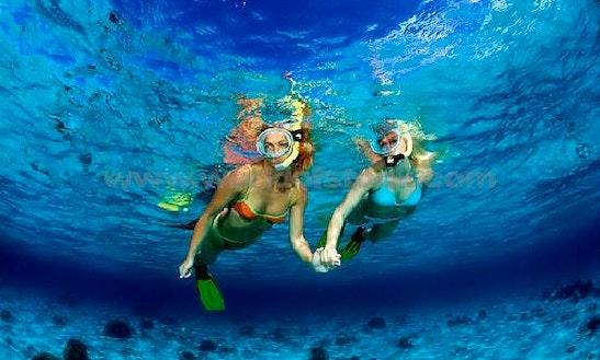 Enjoy Snorkeling Trips In Dunmore Town, Bahamas