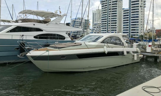 Bavaria 49' Motor Yacht In Cartagena, Colombia