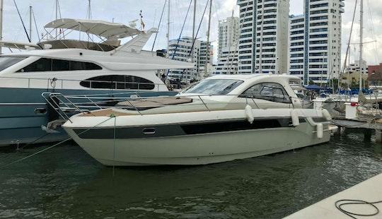 Bavaria 49' Motor Yacht In Cartagena, Colombia