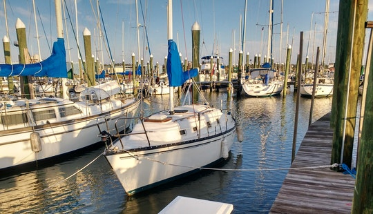 Daysailer Rental In Calveston Bay, Texas