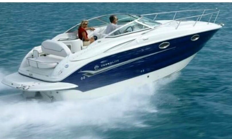 Charter Crownline 250 Motor Yacht in Kotor, Montenegro