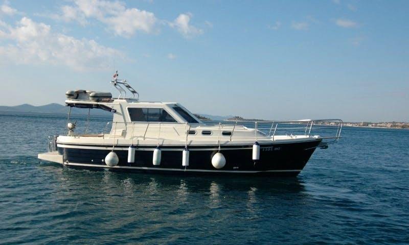 Charter Adria 1002 Motor Yacht in Kotor, Montenegro