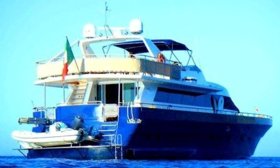 M/y Calipsia Charter In Italy