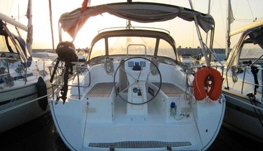'maria Elena' Bavaria 36 Cruiser Charter In Sant'agata Di Militello