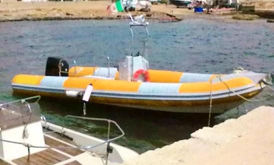 Boat Trips In Noto