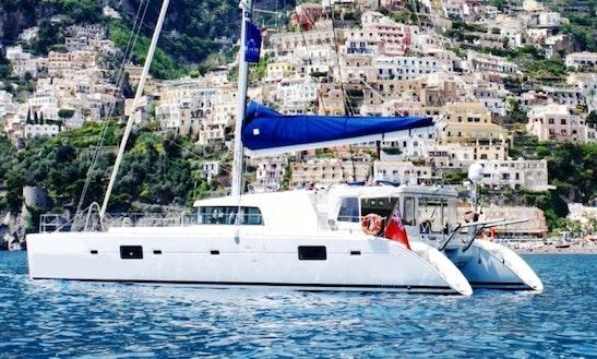 'ombre Blu' Lagoon 500 Charter In La Maddalena