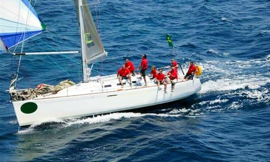 'enif' First 40.7 Regatta Monohull Charter & Trips In Carloforte